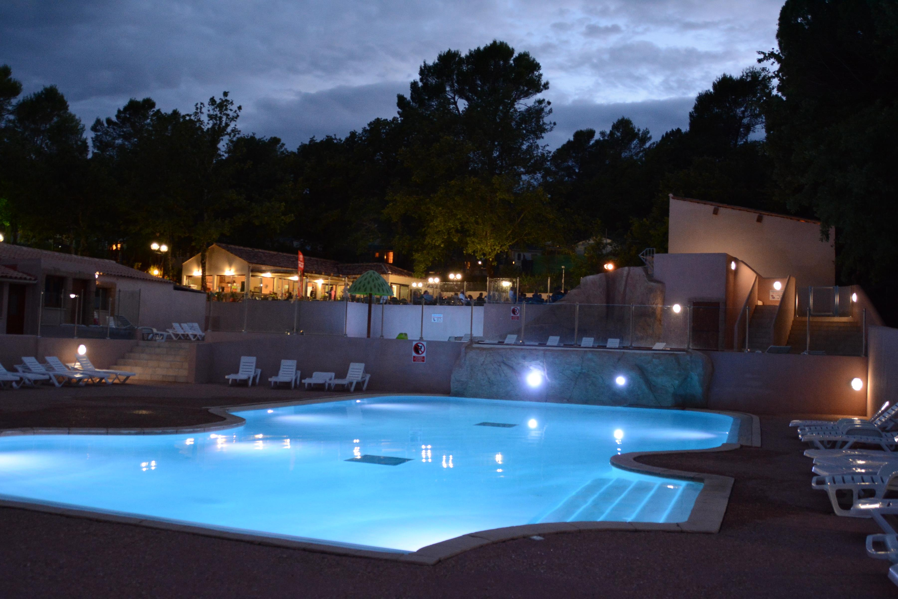 Services Camping Lou Cantaïre - FAYENCE