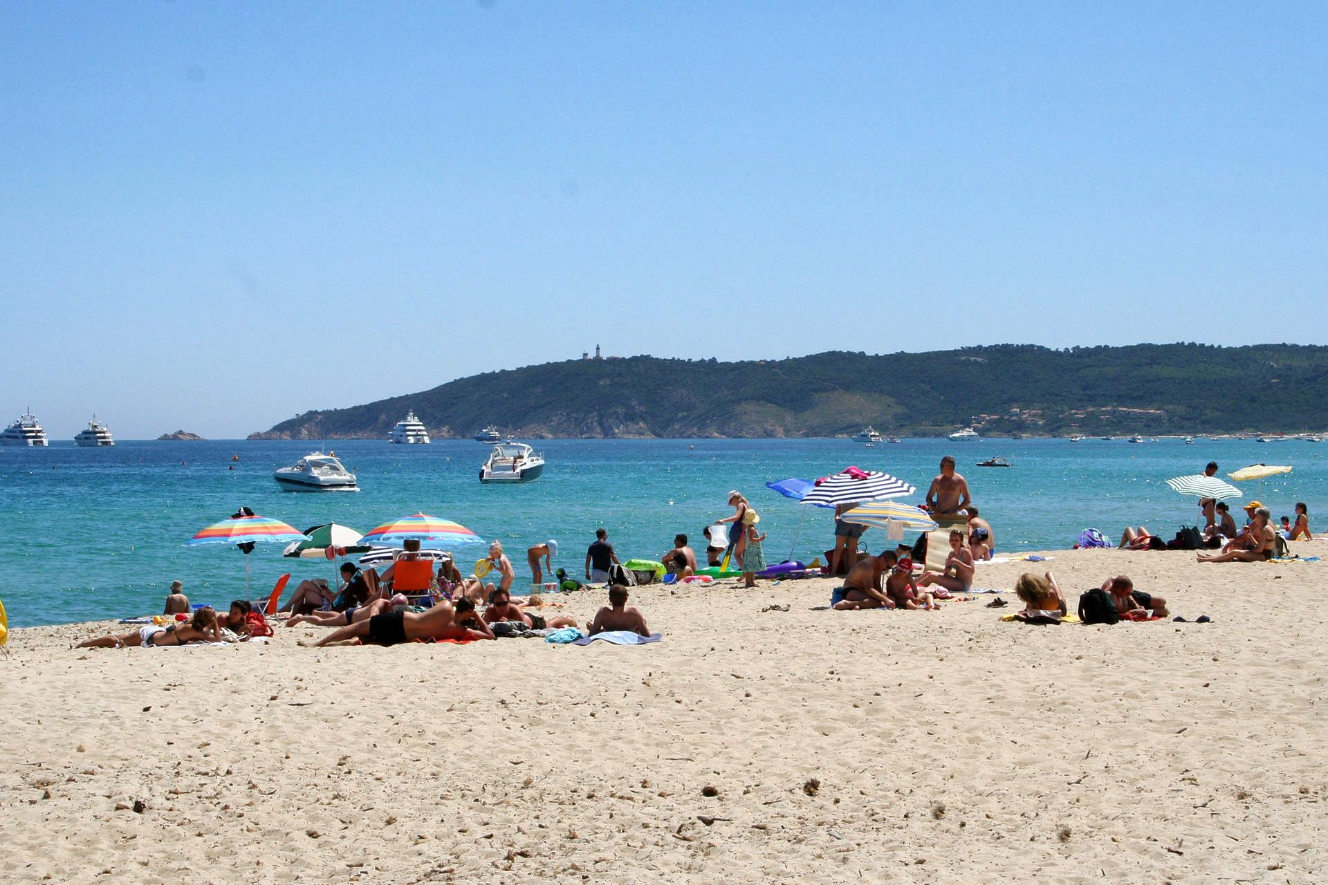 Plages Camping Lou Cantaïre - FAYENCE
