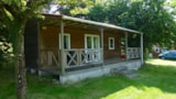 Rental - Chalet Goa With Tv And Heating - 3 Bedrooms - Camping Bleu Soleil