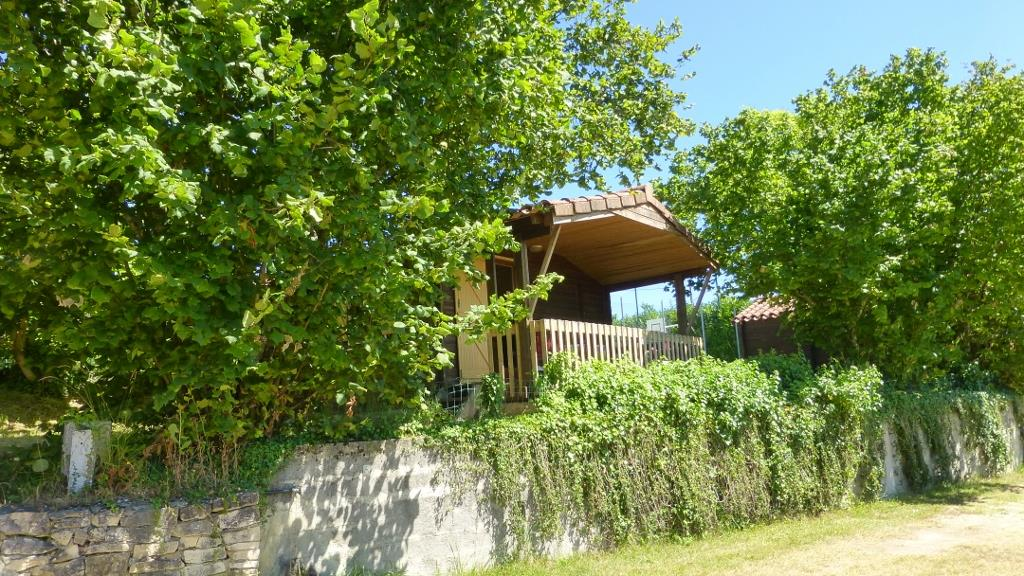 Chalet Soleil 2 - 2 bedrooms without sanitair