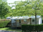 Rental - Mobilhome Confort+ 32m² (3 bedrooms) - Flower Camping Bimbo