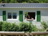 Rental - Cottage Moreva Marine Night In July - Camping Val de Trie