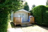 Rental - Mobile Home Corsaire Confort 25M² - 1 Bedroom - Flower Camping Les Pins ROYAN