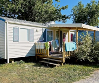 Mobile Home Tamaris Confort 31M² - 3 Bedrooms