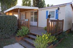 Mobile home RESIDENTIEL Confort 3 bedrooms