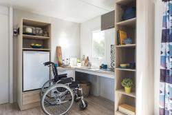 Cottage adapted for the disabled 2 bedrooms 34m²
