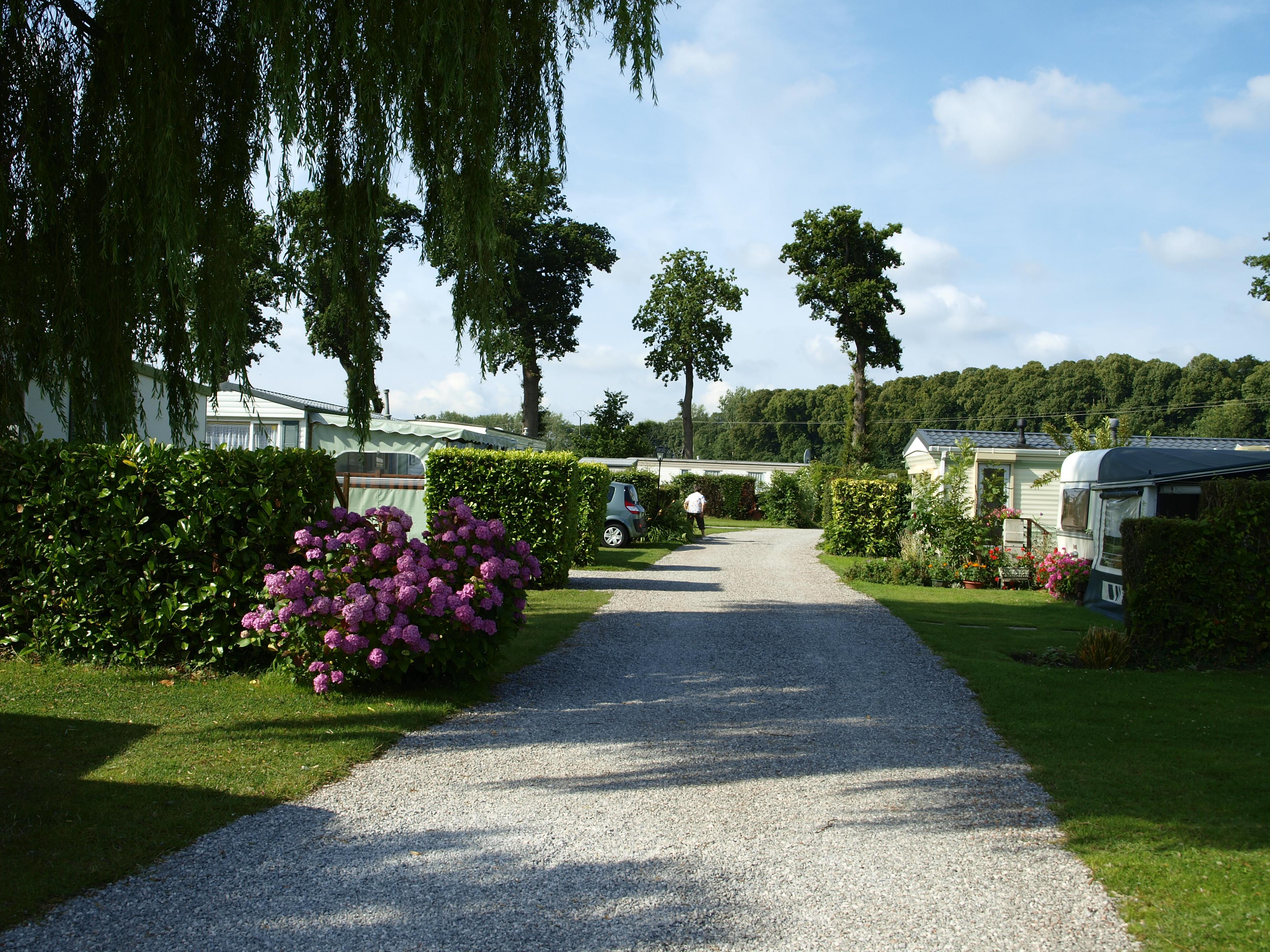 Establishment Camping Saint Louis - Autingues