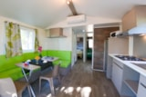 Rental - Mobile home CORFOU 24m² (2 bedrooms) with terrace - Nai'a Village - Soleil Bleu by Nai'a