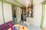 Rental - Chalet TURQUOISE 24m² (2 bedrooms) with covered terrace - Nai'a Village - Soleil Bleu by Nai'a