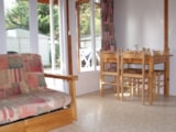 Rental - Chalet OPALE 26m² (2 bedrooms) with covered terrace - Nai'a Village - Soleil Bleu by Nai'a