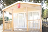 Rental - Mobile home ILANGA 29m² (2 bedrooms) with terrace + air-conditioning - Nai'a Village - Soleil Bleu by Nai'a