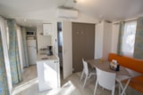 Rental - Mobile home MAGNOLIA  26m² (2 bedrooms) with terrace + air-conditioning - Nai'a Village - Soleil Bleu by Nai'a