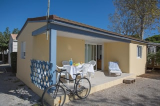 Mobile Home Lagon 30M² (2 Bedrooms) With Terrace + Air-Conditioning