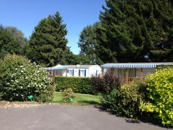 Mobile home Willerby 2 Bedrooms - sheltered terrace