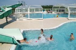 Bathing Camping Le Futuriste - St Georges Les Baillargeaux