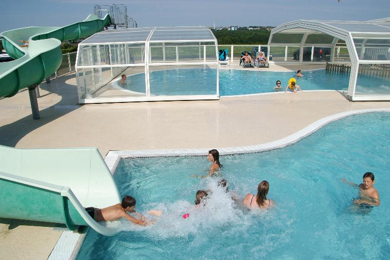 Mare, piscina Camping le Futuriste - St Georges Les Baillargeaux