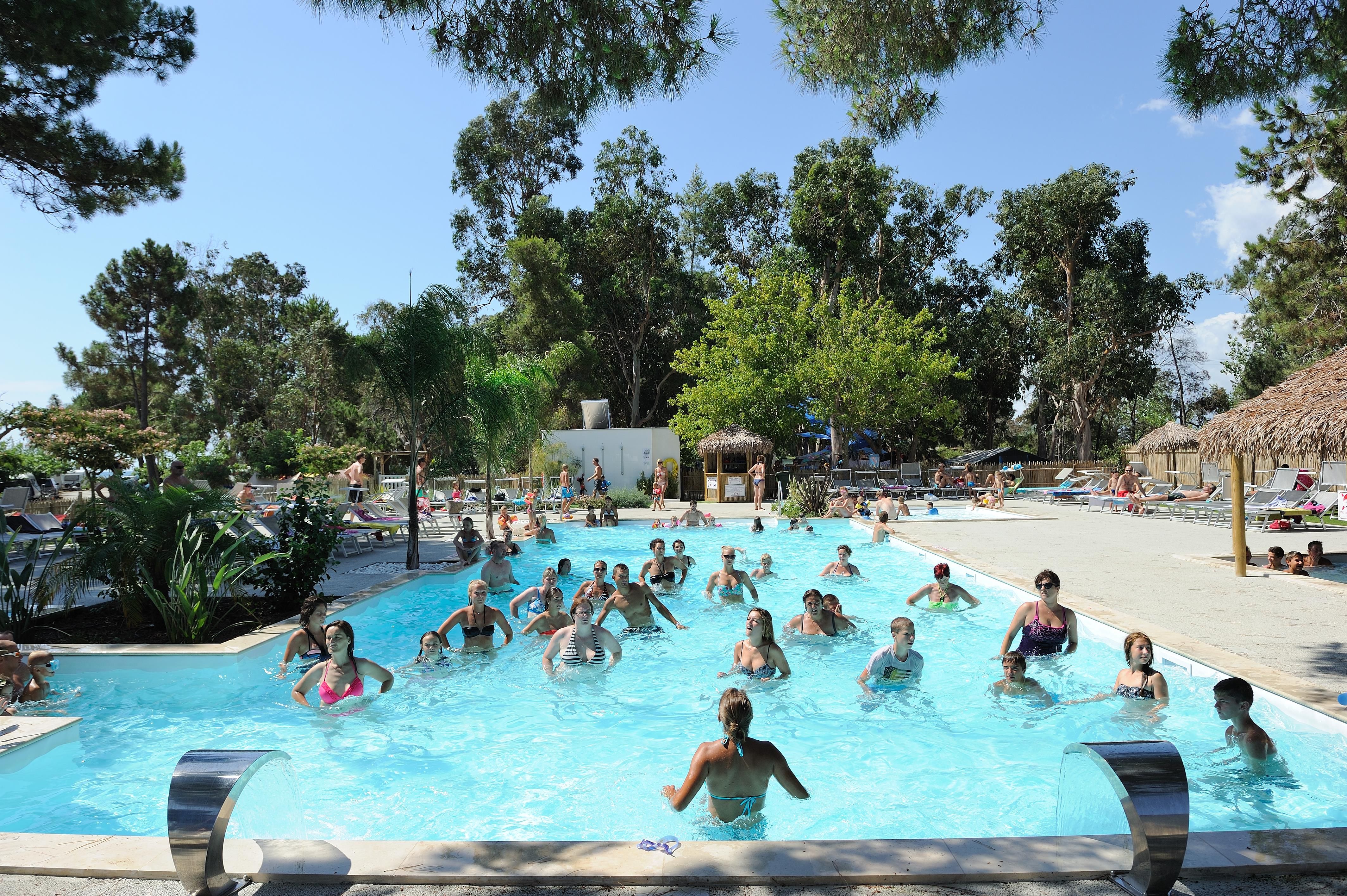 Leisure Activities Camping MARINA D'ALERIA - ALERIA