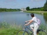 Huuraccommodaties - Box cycling in Loire Chateaux - Camping Les Saules