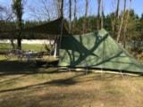 Rental - Rand'o toile forbiden to vehicule - Camping Sites et Paysages LES SAULES - Cheverny
