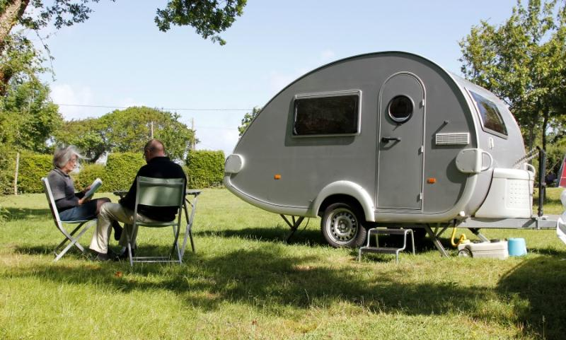 Pitch: car + tent/caravan or camping-car
