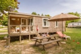 Rental - Mobile Home - 3 Bedrooms - Lodge - Castel Le Petit Trianon