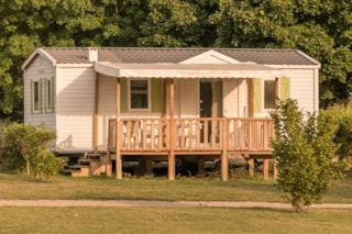 Mobile Home - 2 Bedrooms - 1Bathroom - Confort
