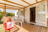 Rental - Mobile Home - 3 Bedrooms - 1Bathroom - Confort - Castel Le Petit Trianon