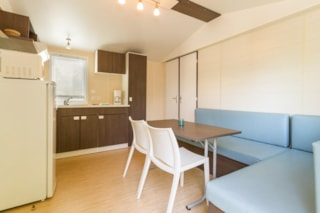 Mobile Home - 2 Bedrooms - 1 Bathroom - Premium