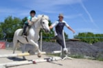 Sport activities Castel Le Petit Trianon - Ingrandes Sur Vienne