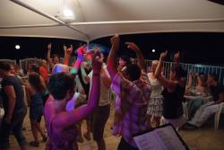 Entertainment organised Camping Les Gorges Du Loup - Le Bar Sur Loup