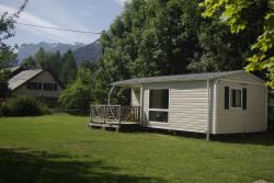 Accommodation - Mobile Home 2 Bedrooms (One Double Room And A Twin Room) - Camping la Ferme Noémie