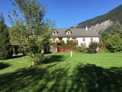 Accommodation - End Barn : One Of Our Properties At Ferme Noemie, Bourg D'oisans. - Camping la Ferme Noémie