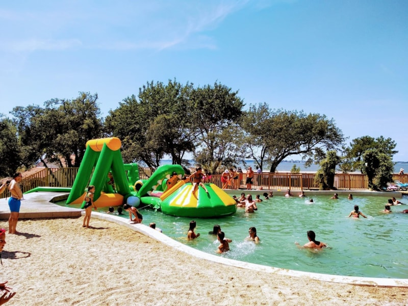 Camping La Courance - Camping Qualité