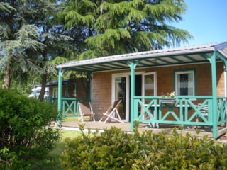 Chalet Canelle 24M² / 2 Bedrooms - Sheltered Terrace
