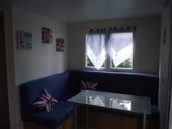 Mobil Home London 24M² / 2 Chambres - Terrasse Couverte