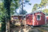 Rental - Mobile-Home 2 Bedrooms - Amac Camping LA PINEDE