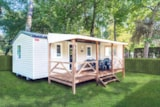 Rental - Mobile-Home 3 Bedrooms - Amac Camping LA PINEDE