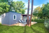 Rental - Mobile-Home 4 Bedrooms - Amac Camping LA PINEDE