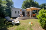 Rental - Cottage 2 Bedrooms*** - Camping Sandaya Les 2 Fontaines
