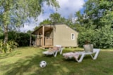 Rental - Chalet 2 Bedrooms*** - Camping Sandaya Les 2 Fontaines
