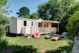 Rental - Cottage 3 Bedrooms** - Camping Sandaya Les 2 Fontaines