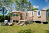 Rental - Cottage 3 Bedrooms**** - Camping Sandaya Les 2 Fontaines