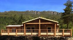 Chalet PRESTIGE adapted to the people with reduced mobility