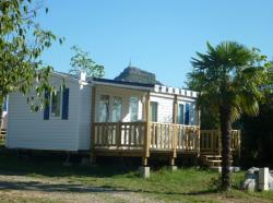 Accommodation - Mobilhome 3 Bedrooms - Camping LA CHAPOULIÈRE