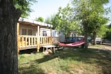 Rental - Mobilhome 2 bedrooms arrival on sunday - Camping LA CHAPOULIÈRE