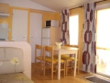 Rental - Mobilhome 3 bedrooms IRM - Camping Les Acacias