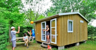Cabane (S) 20M² - 2 Chambres