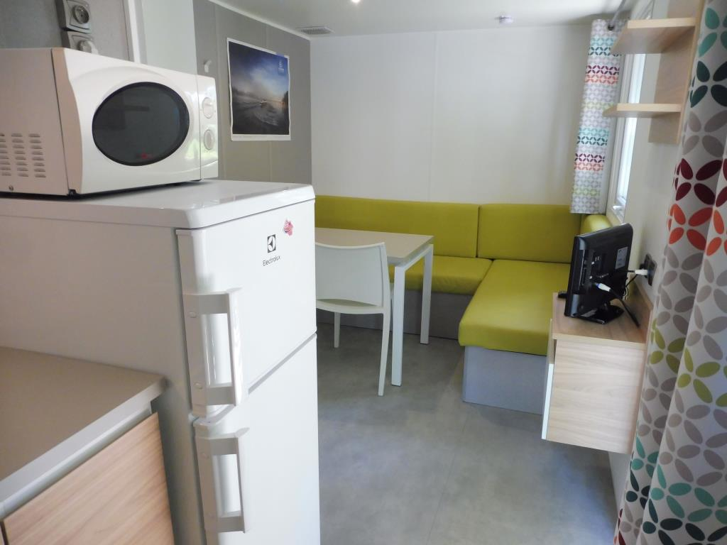 Mobilhome 20M² (2 Chambres)