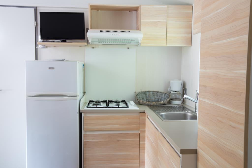 Mobilhome 28M² (2 Chambres)