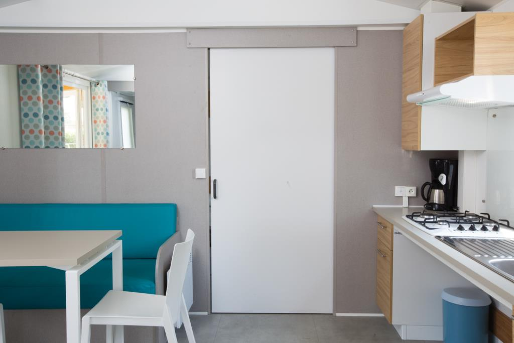 Mobilhome Pmr (Handicapped) 31M² (2 Bedrooms)